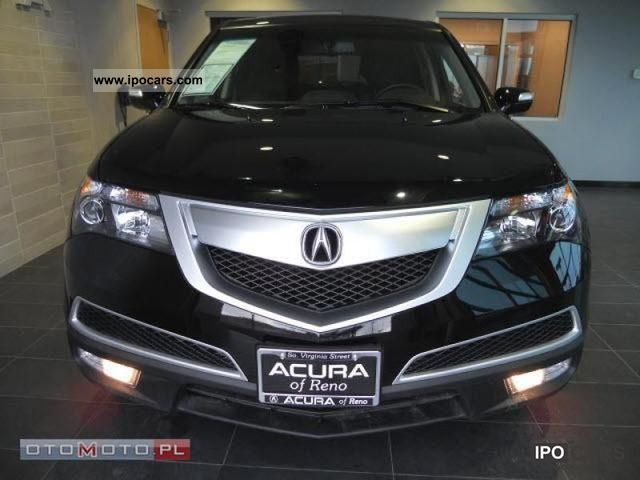 2011 Acura  MDX 3.7L Technology Off-road Vehicle/Pickup Truck Used vehicle photo