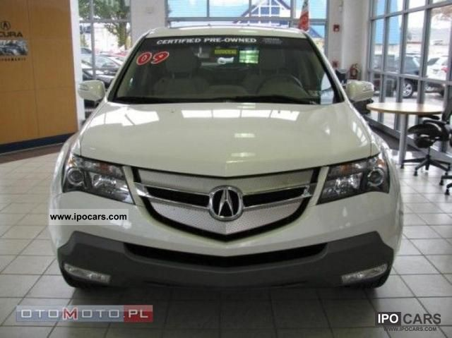 2009 Acura  Pakiet MDX Technology & Entertainmen Off-road Vehicle/Pickup Truck Used vehicle photo