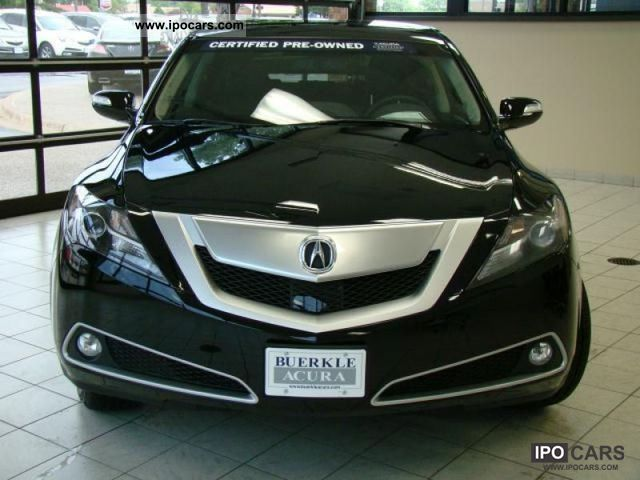 2011 Acura  ZDX ADVANCE Piękny MODEL! Off-road Vehicle/Pickup Truck Used vehicle photo