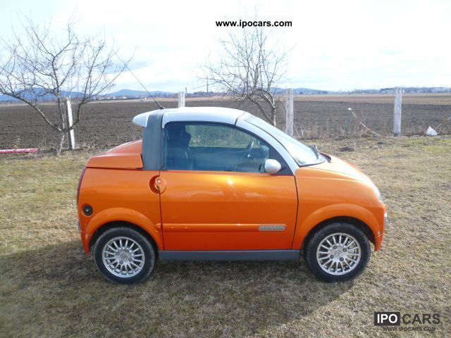 2005 Aixam  Scouty R Small Car Used vehicle photo