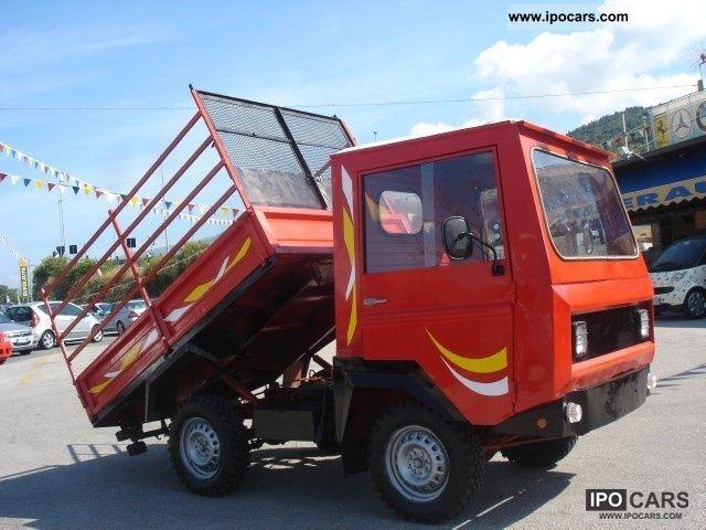1979 Aixam  Mega! Nooo .. MOTOAGRICOLA 4X4 VALENTINI Off-road Vehicle/Pickup Truck Used vehicle photo