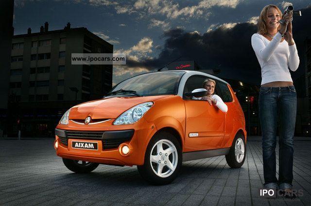 City Cars Aixam 500 Sl   Autos Weblog