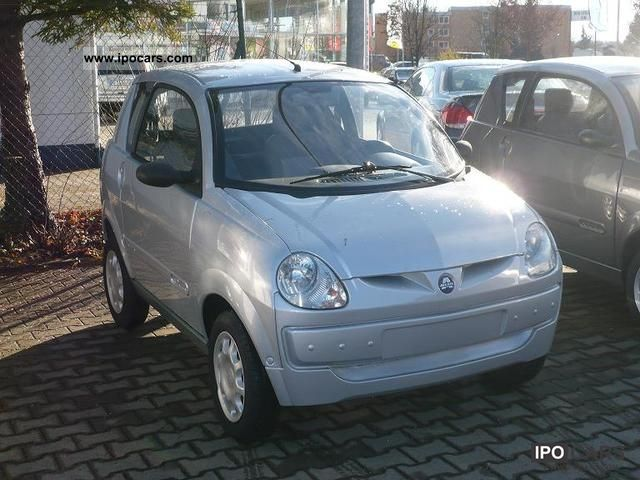 2008 Aixam  A721 Small Car Used vehicle photo