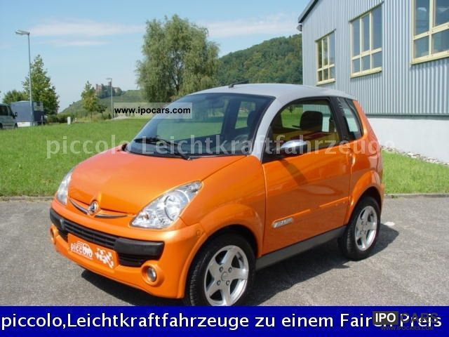 2009 Aixam  City Diesel S 45km / h New Model Small Car Used vehicle photo