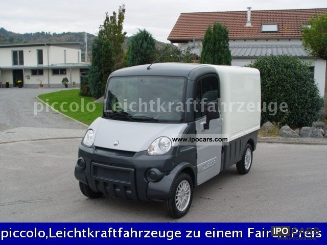 2007 Aixam  Mega Van Diesel 45 km / h Van / Minibus Used vehicle photo
