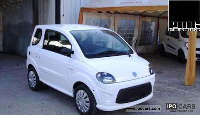 2011 Aixam  Microcar hold due Small Car New vehicle 			(business photo