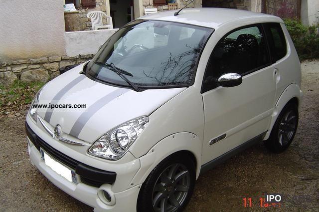 2009 Aixam  AIXAM sports city Small Car Used vehicle photo