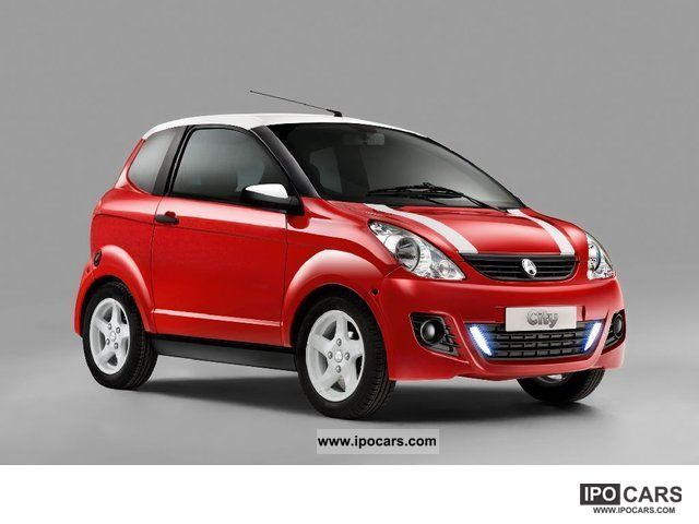 2011 Aixam  City south 45 km / h from 16 years Other New vehicle photo