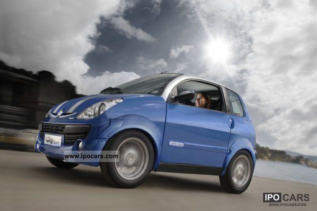 2010 Aixam  City Sport 2010 neuve - sans permis Sports car/Coupe Used vehicle photo