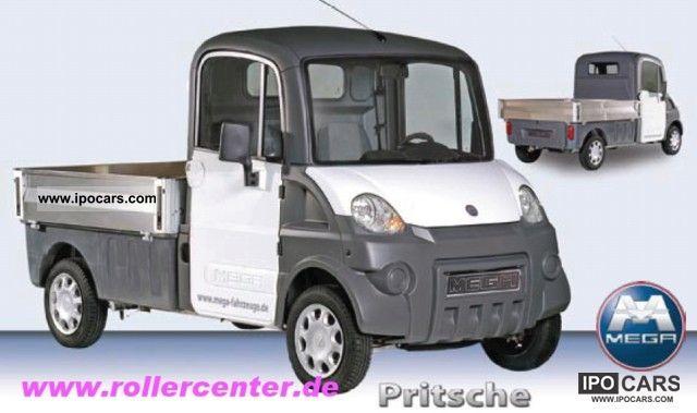 2011 Aixam  MEGA e-platform Van / Minibus New vehicle photo