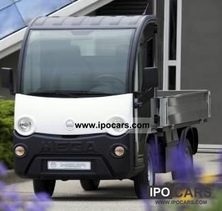 2011 Aixam  e-Platform Worker Van / Minibus New vehicle photo