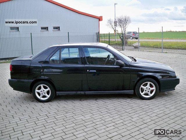 1994 Alfa Romeo  Alfa 155 1.7 Twin Spark * leather * centr * Aluminum * Limousine Used vehicle photo