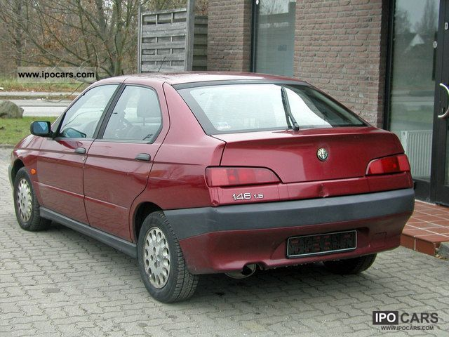 1996 Alfa Romeo  146 * Power steering * Alloy wheels * Limousine Used vehicle photo