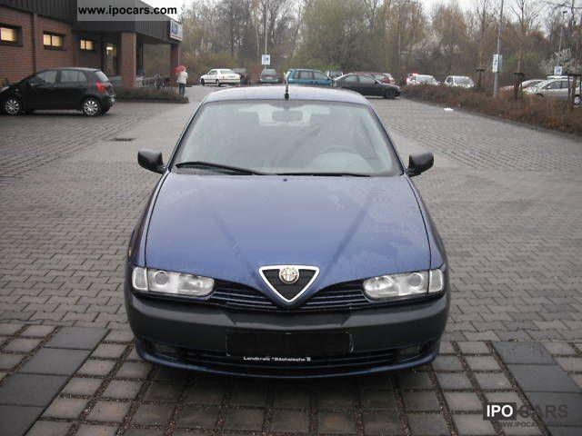 1995 Alfa Romeo  Alfa 145 1.6 T Limousine Used vehicle photo
