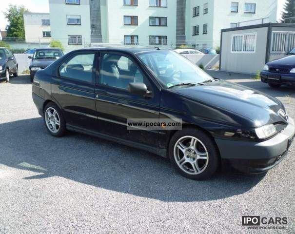 1998 Alfa Romeo  Alfa 146 1.4 power, sunroof, 2 hand Limousine Used vehicle photo