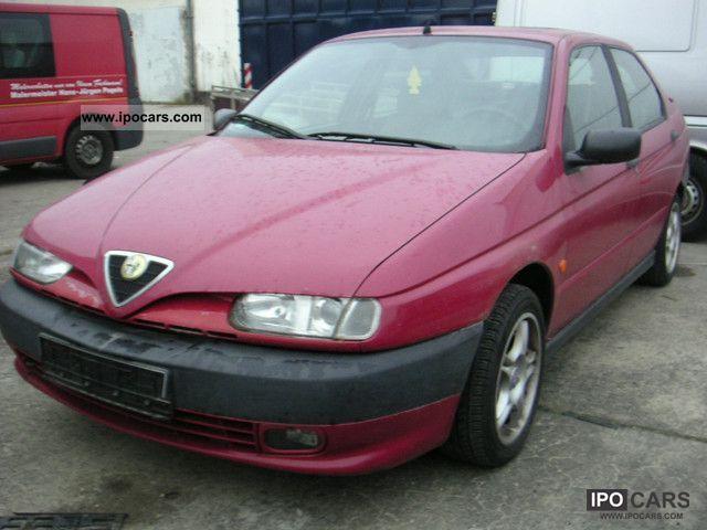 1996 Alfa Romeo  Alfa 146 1.6 Limousine Used vehicle photo