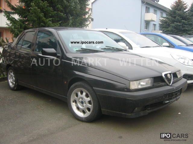 1995 Alfa Romeo  Alfa 155 1.8 Twin Spark Formula Limousine Used vehicle photo