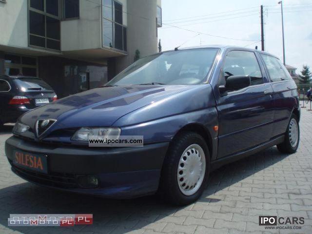 1997 Alfa Romeo  145 & 97,1.6, air, Zarejestrowany Small Car Used vehicle photo