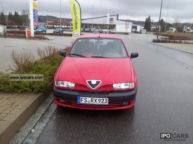 1997 Alfa Romeo  Alfa 145 1.6 Twin Spark.klima, power windows, Limousine Used vehicle photo