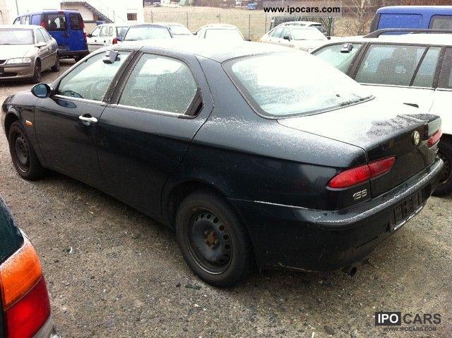 1999 Alfa Romeo Alfa 156 1.6 16V Twin Spark - Car Photo ...