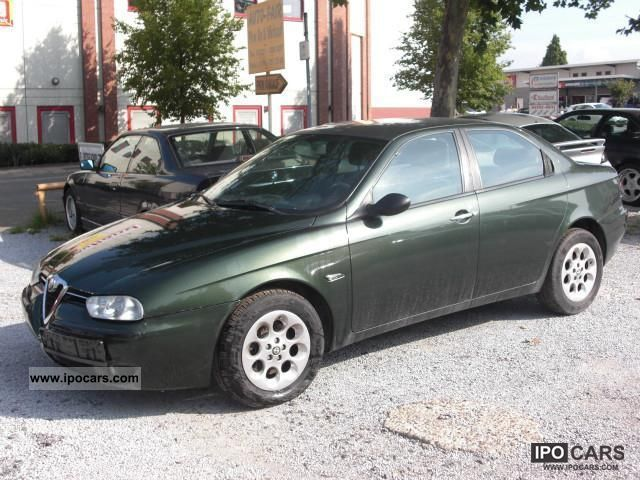 1997 Alfa Romeo  156 2.0 Twin Spark 16V * air * Limousine Used vehicle photo