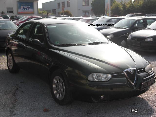 1997 Alfa Romeo 156 2.0 Twin Spark 16V * air * Limousine Used vehicle ...