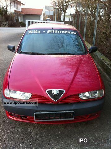 1997 Alfa Romeo  Alfa 145 1.4 Twin Spark L Small Car Used vehicle photo