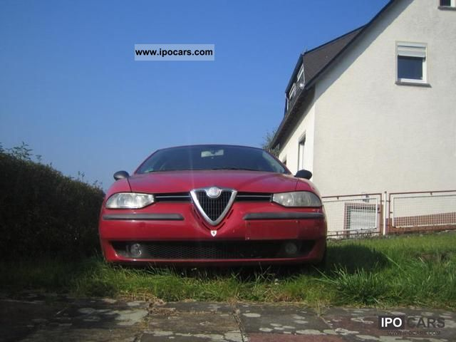 1999 Alfa Romeo  Alfa 156 2.0 16V Selespeed Limousine Used vehicle photo