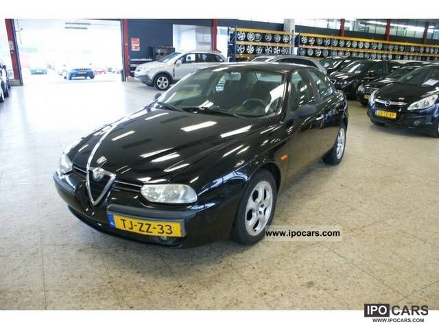 1998 Alfa Romeo  156 1.8 TS Limousine Used vehicle photo
