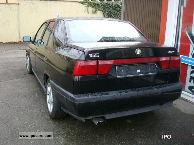 1992 Alfa Romeo  155 2.5 V6 ALU + GLASS ROOF Limousine Used vehicle photo