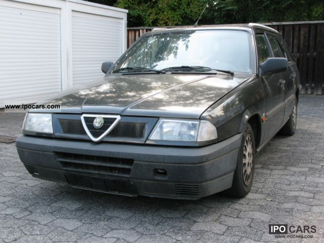 1992 Alfa Romeo  Alfa 33 1.4 I.E. Sport Wagon Estate Car Used vehicle photo