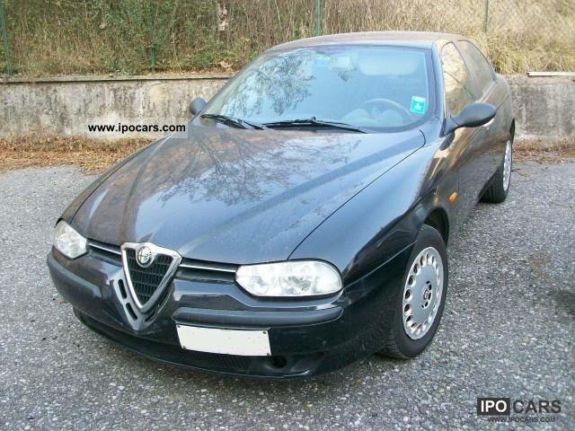 1998 Alfa Romeo  156 1.8 16V Twin Spark Limousine Used vehicle photo