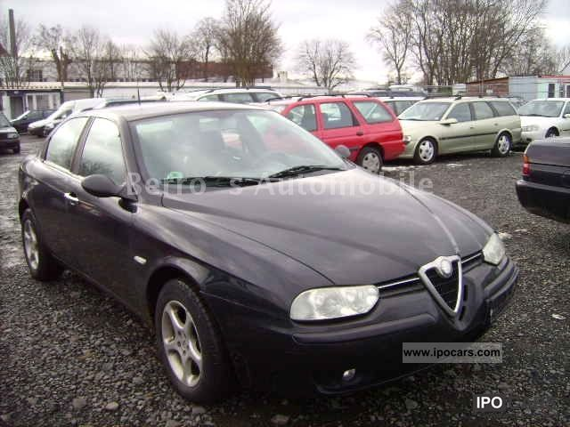 2000 Alfa Romeo  Alfa 156 2.0 16V Selespeed Limousine Used vehicle 			(business photo
