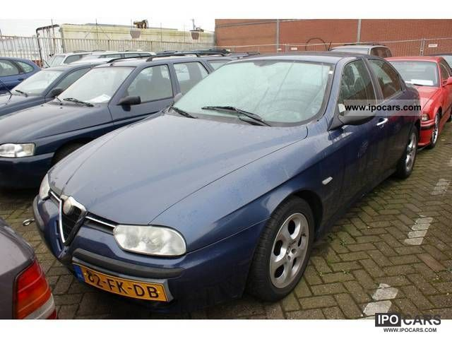 2000 Alfa Romeo  156 1.9 JTD Limousine Used vehicle photo