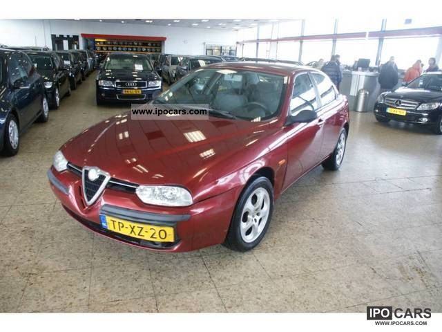 1998 Alfa Romeo  156 1.6 T.SPARK Limousine Used vehicle photo