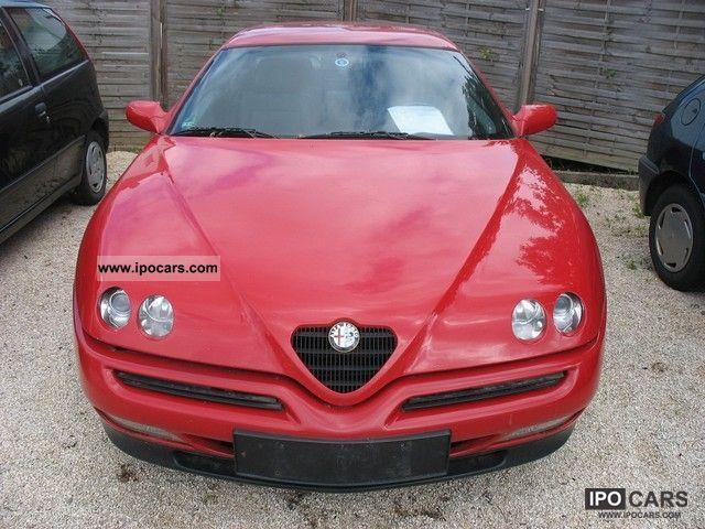 1997 Alfa Romeo  Alfa GTV 2.0 Twin Spark 16V Sports car/Coupe Used vehicle photo
