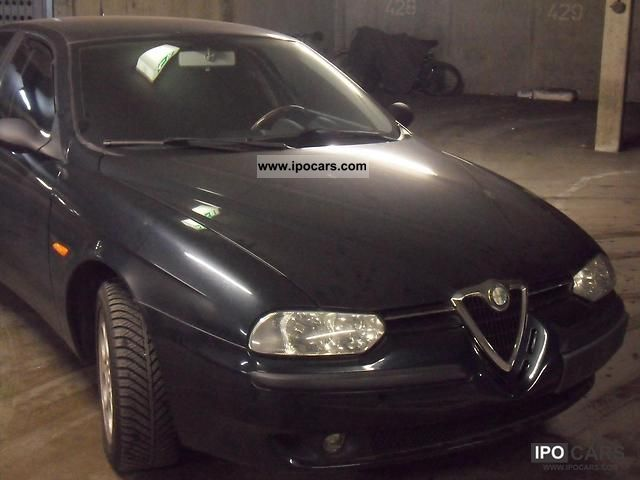 1998 alfa romeo alfa 156 1 6 16v twin spark car photo and specs. Black Bedroom Furniture Sets. Home Design Ideas