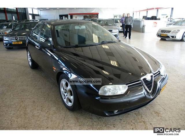 2003 alfa romeo 156 sportwagon 1 6 twin spark related infomation specifications weili. Black Bedroom Furniture Sets. Home Design Ideas