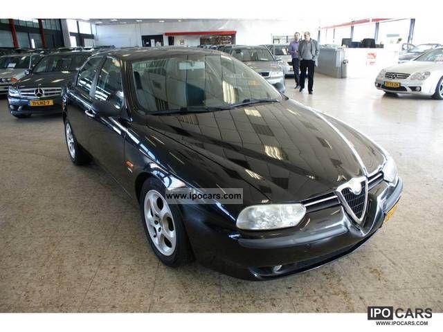 1998 Alfa Romeo  156 1.8 Twin Spark Limousine Used vehicle photo