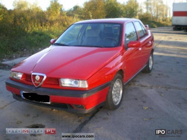 1996 Alfa Romeo  155 + AIR Limousine Used vehicle photo