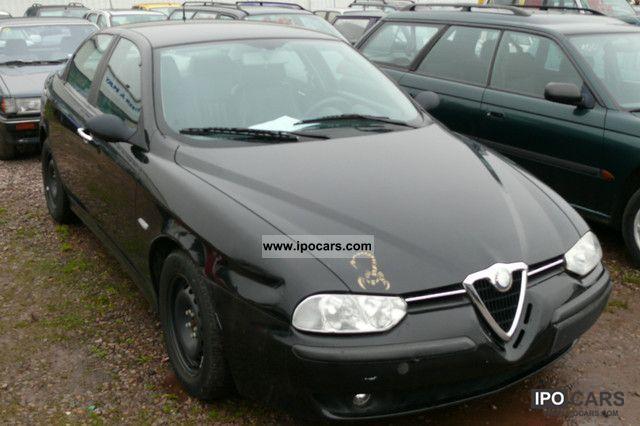 1998 Alfa Romeo  Alfa 156 2.5 V6 24V Limousine Used vehicle (business photo
