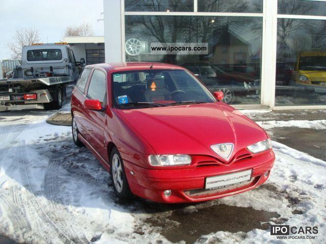 1999 Alfa Romeo  Alfa 145 1.6 Junior, air, aluminum 0.8-fold Limousine Used vehicle photo