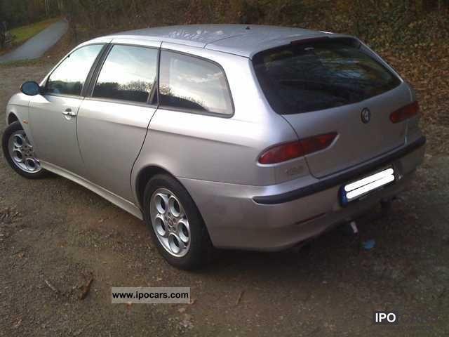 2000 Alfa Romeo  Alfa 156 Sportwagon 2.0 Twin Spark Estate Car Used vehicle photo