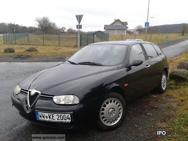 2001 Alfa Romeo  Alfa 156 Estate Car Used vehicle photo