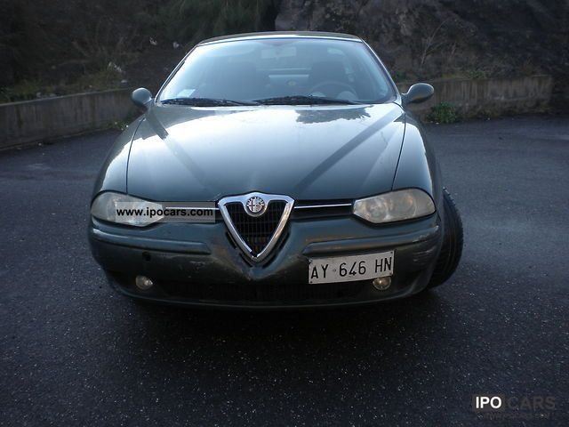 1998 Alfa Romeo  occasione alfa 156 Limousine Used vehicle photo
