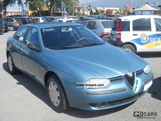 1998 Alfa Romeo  156 1.8i 16v T Spark affare Limousine Used vehicle photo