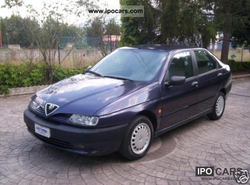 1996 Alfa Romeo  L 146 1.9 TD Vettura perfettamente FUNZIONANTE Limousine Used vehicle photo