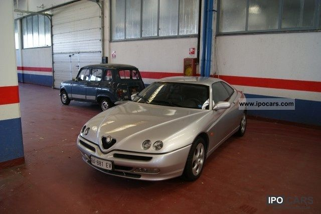 1998 Alfa Romeo  ALFA GTV 2.0i L MOTORS ROTTO X Commercianti EXPO Sports car/Coupe Used vehicle photo