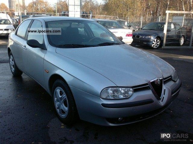 1999 Alfa Romeo  Alfa 156 1.8 16V Twin Spark ** Air ** 2 **-hand Limousine Used vehicle (business photo
