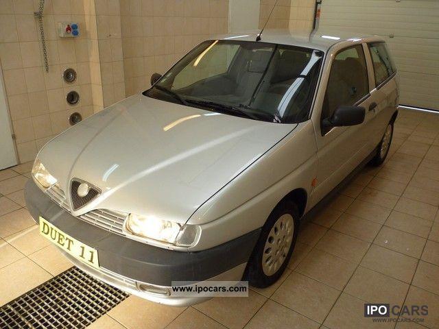1998 Alfa Romeo  Alfa 145 - Z KLIMATYZACJA - 120km - OPŁACONA - Other Used vehicle photo